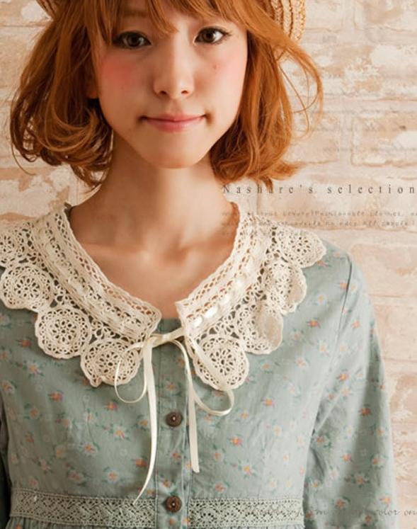 Little Treasures Mori Girl Fashion Inspiration