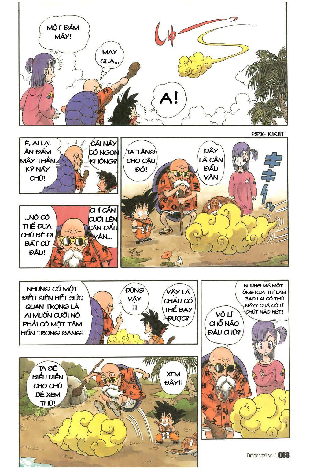 Dragon Ball chap 4 trang 4