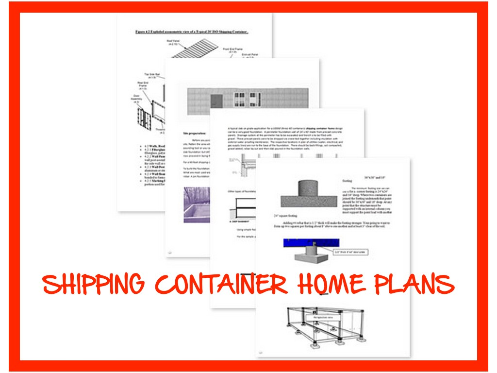 The benefits of using shipping container homes container homes plans - Benefits of shipping container homes ...