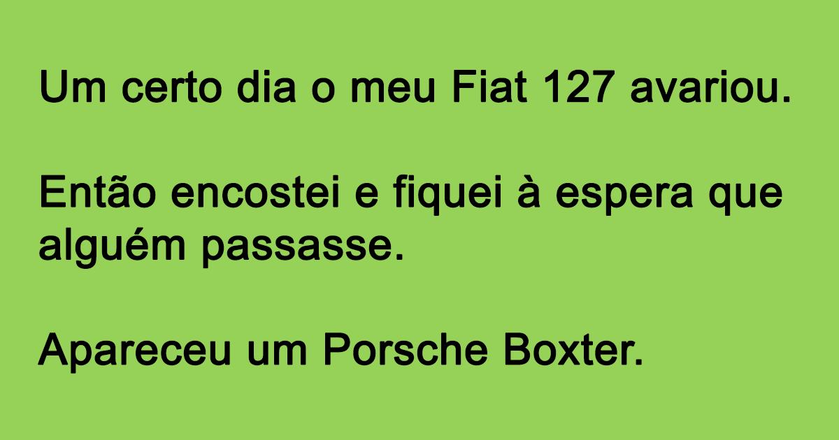 A lenda do Fiat 127