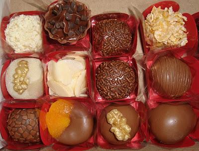 9 Doces deliciosos...!