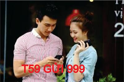 Đăng ký gói thoại T59 của Mobifone