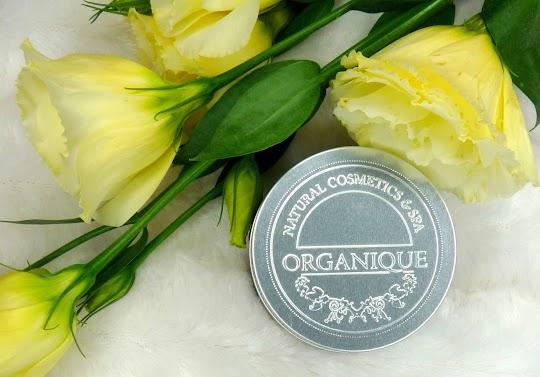 Organique Balsam do Ciała z Masłem Shea Białe Piżmo