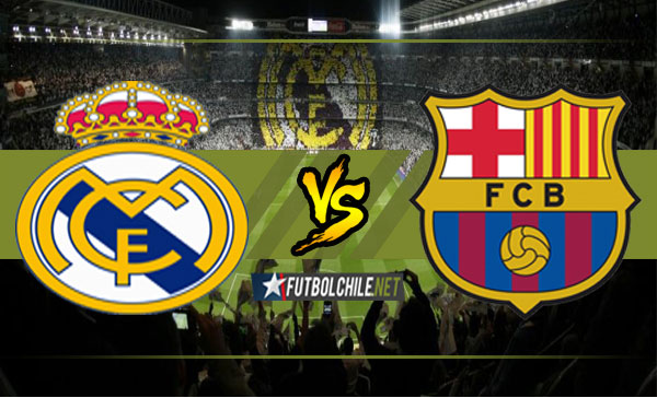 Real Madrid vs Barcelona - 09:00 h - La Liga - 23/12/17