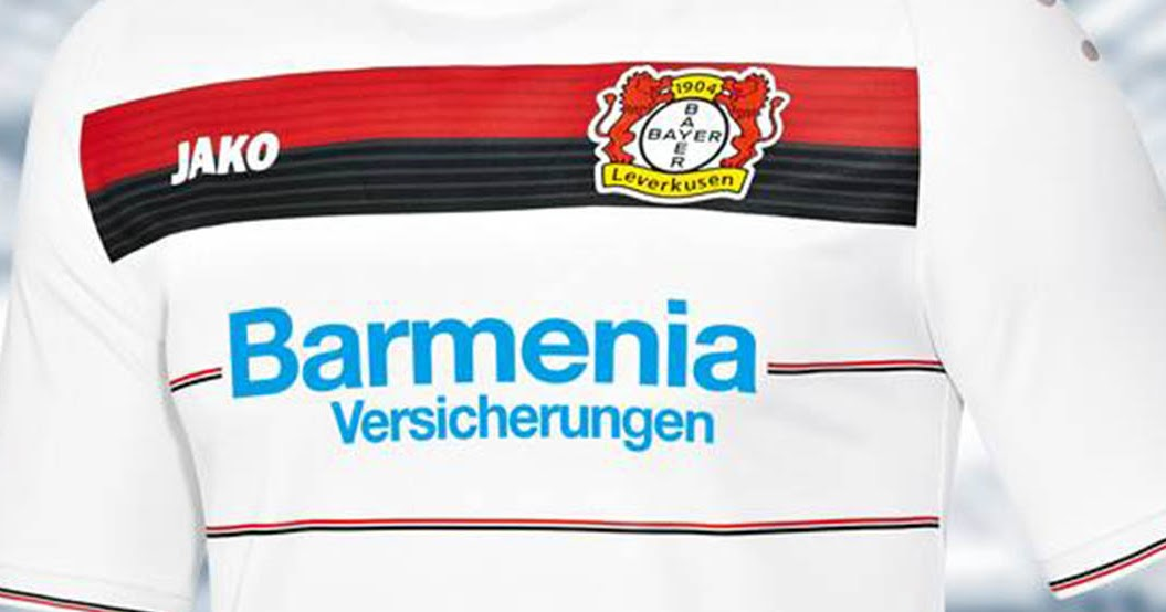 jako bayer leverkusen 16 17 third kit released footy headlines. Black Bedroom Furniture Sets. Home Design Ideas