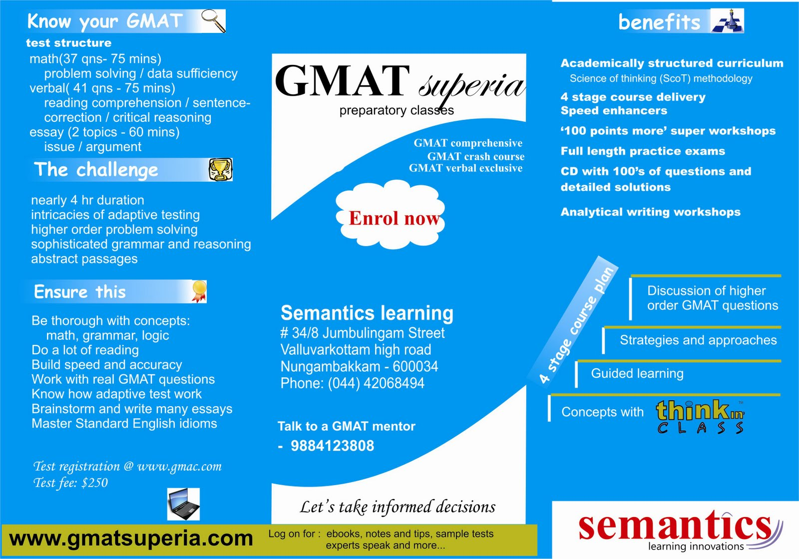 Gmat Data Sufficiency Tips Images
