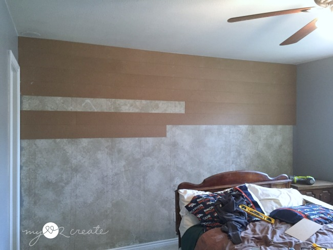 How to install a plank wall...and how to avoid the biggest