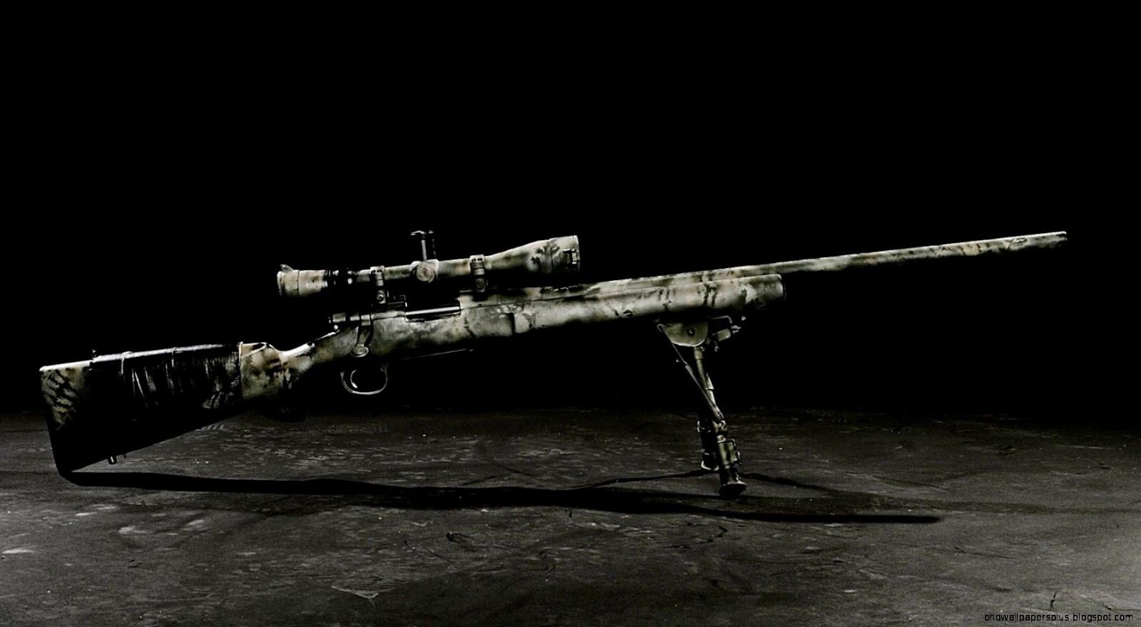 Sniper Wallpaper | HD Wallpapers Plus