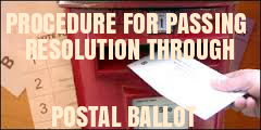 Procedure-passing-resolution-through-postal-ballot