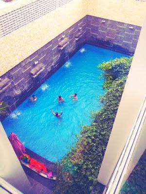 Bể bơi bốn mùa Sao Sáng