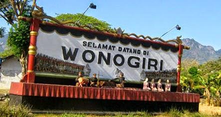 Daftar hotel dan penginapan resmi di Wonogiri