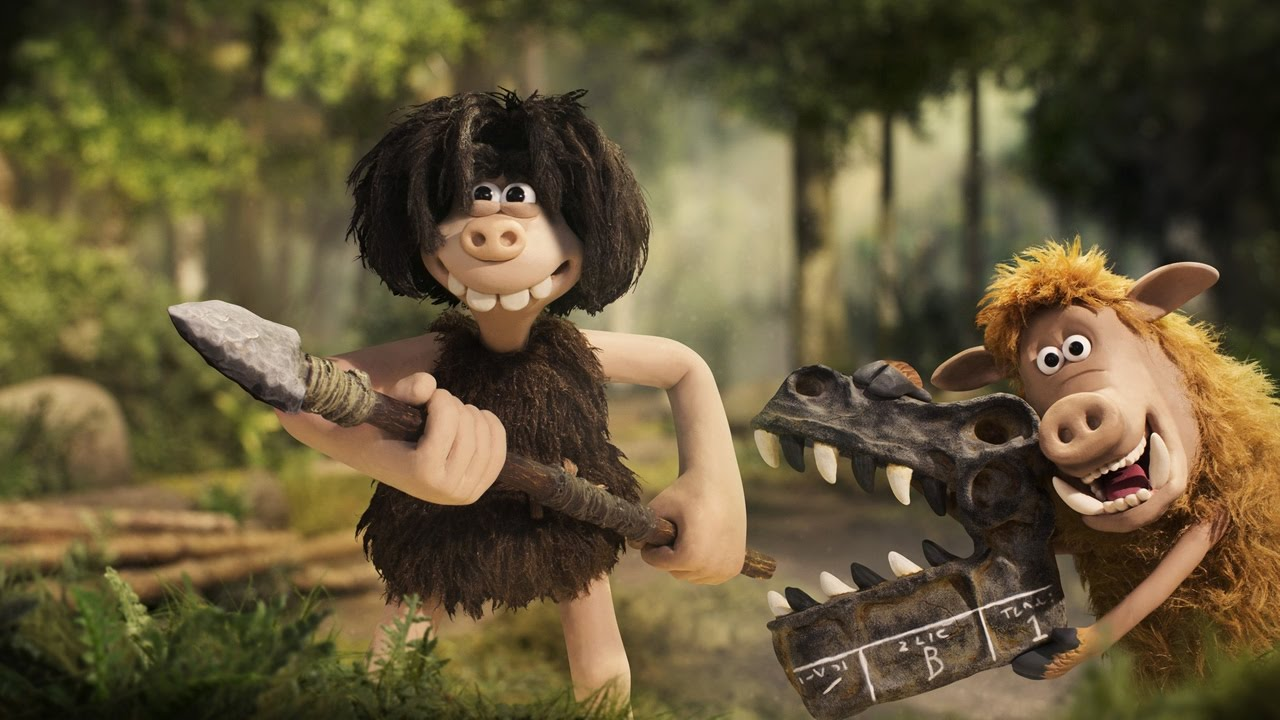 Lionsgate's Early Man Animated Film Gets A Release Date.