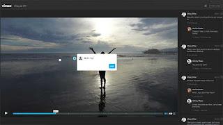 Fitur Review Baru Vimeo