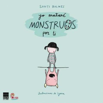 libro infantil para el miedo a los monstruos