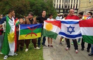 تعرف على أسباب الدعم الإسرائيلي الصهيوني  لاستقلال كردستان