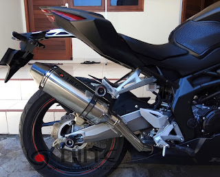 knalpot new cbr 250rr cbr 250rr modifikasi