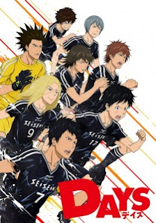 sinopsis, Anime, days, review, sepakbola, download, image, gambar, anime sepakbola