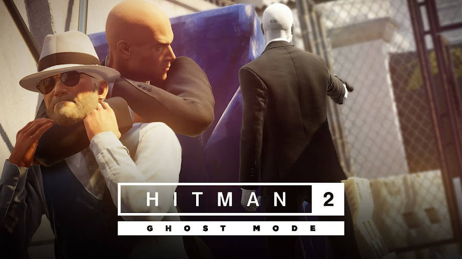 hitman 2 ghost mode gameplay