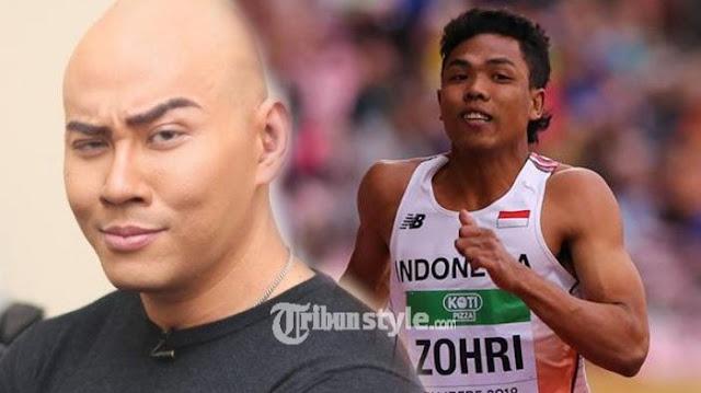 Deddy Corbuzier Mengaku Miris saat Kunjungi Para Atlet Asean Games, ini Alasannya