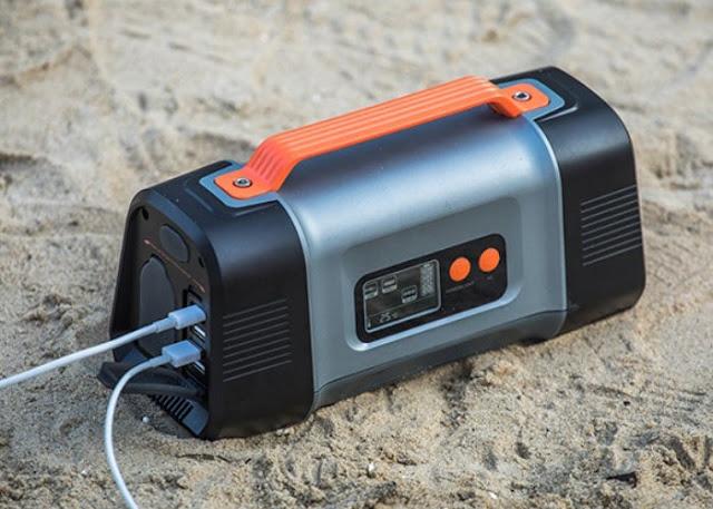 Aiper Flash 150W portable power system