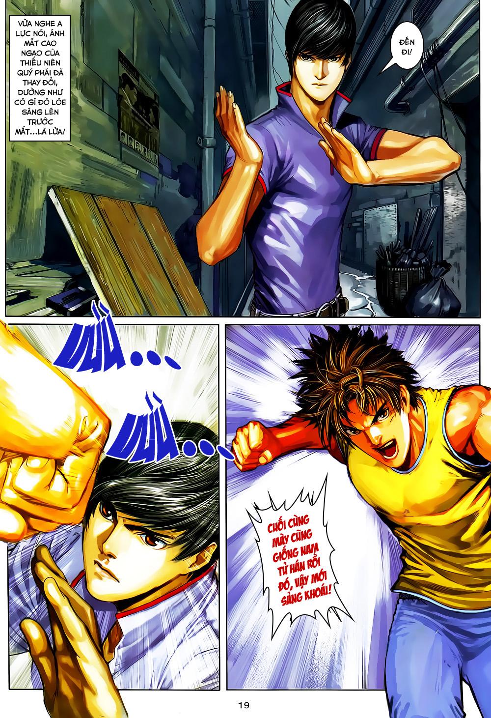 Quyền Đạo chapter 4 trang 19