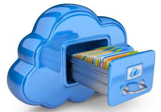 ruang penyimpanan data website anda sebaiknya dalam sistem cloud