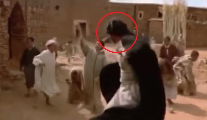 Video adegan di Thaif