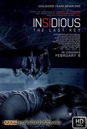 Insidious 4: La Ultima Llave [1080p] [Latino-Ingles] [MEGA]