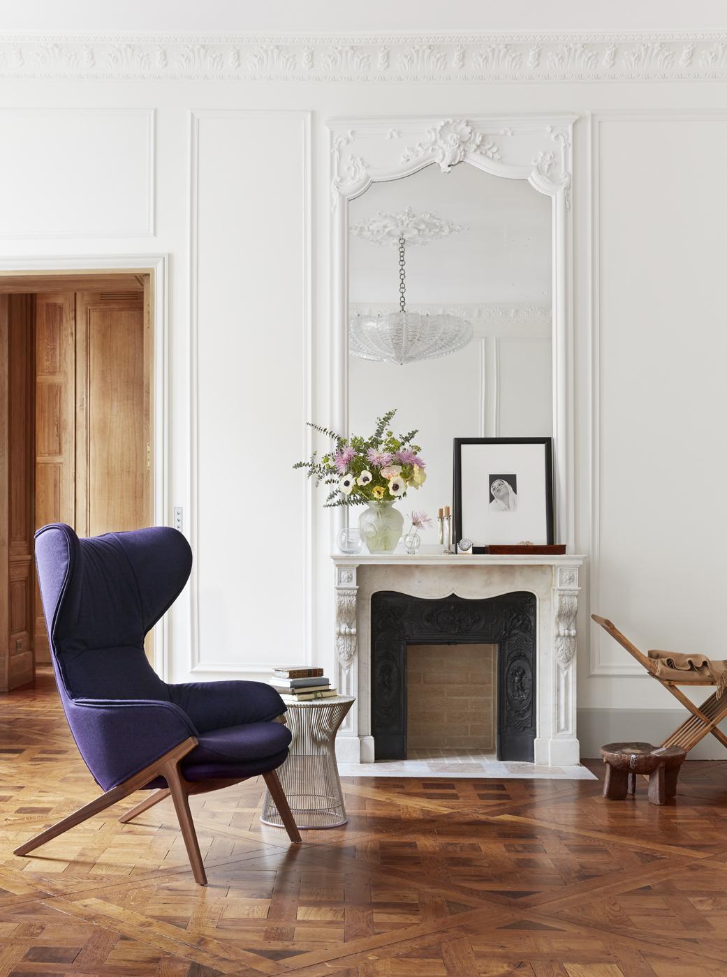 Elegant Parisian apartment