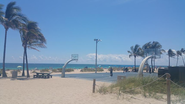 Beach, Fort Lauderdale, Florida