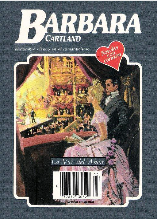 La Voz del Amor – Barbara Cartland