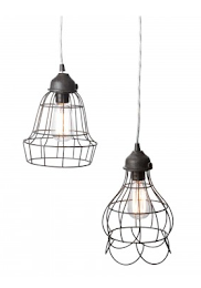 INDIVIDUAL WIRE PENDANT LIGHTS