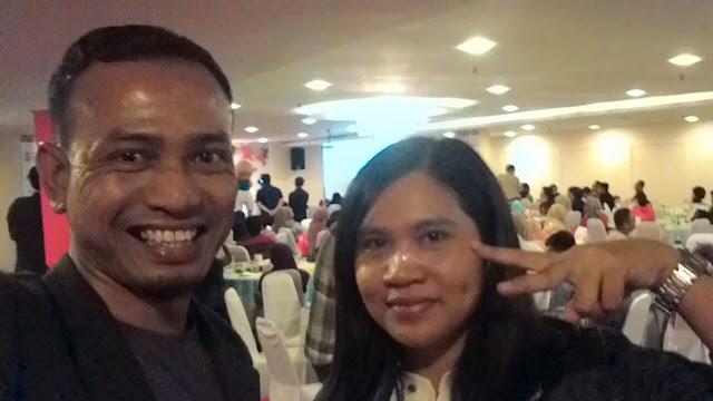 Qiya Saad, SBB2016, Sepetang Bersama Blogger,