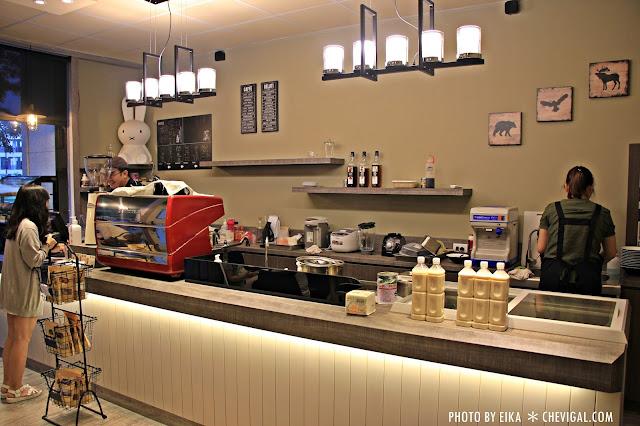 IMG 0003 - 台中烏日│JR Cafe *隱身新興住宅區的療癒咖啡廳。推荐低GI食材與研磨豆漿