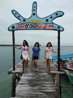 hooping island belitung