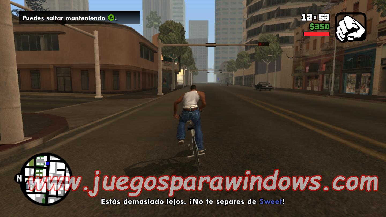 Grand Theft Auto San Andreas ESPAÑOL XBOX 360 (Region FREE) 17