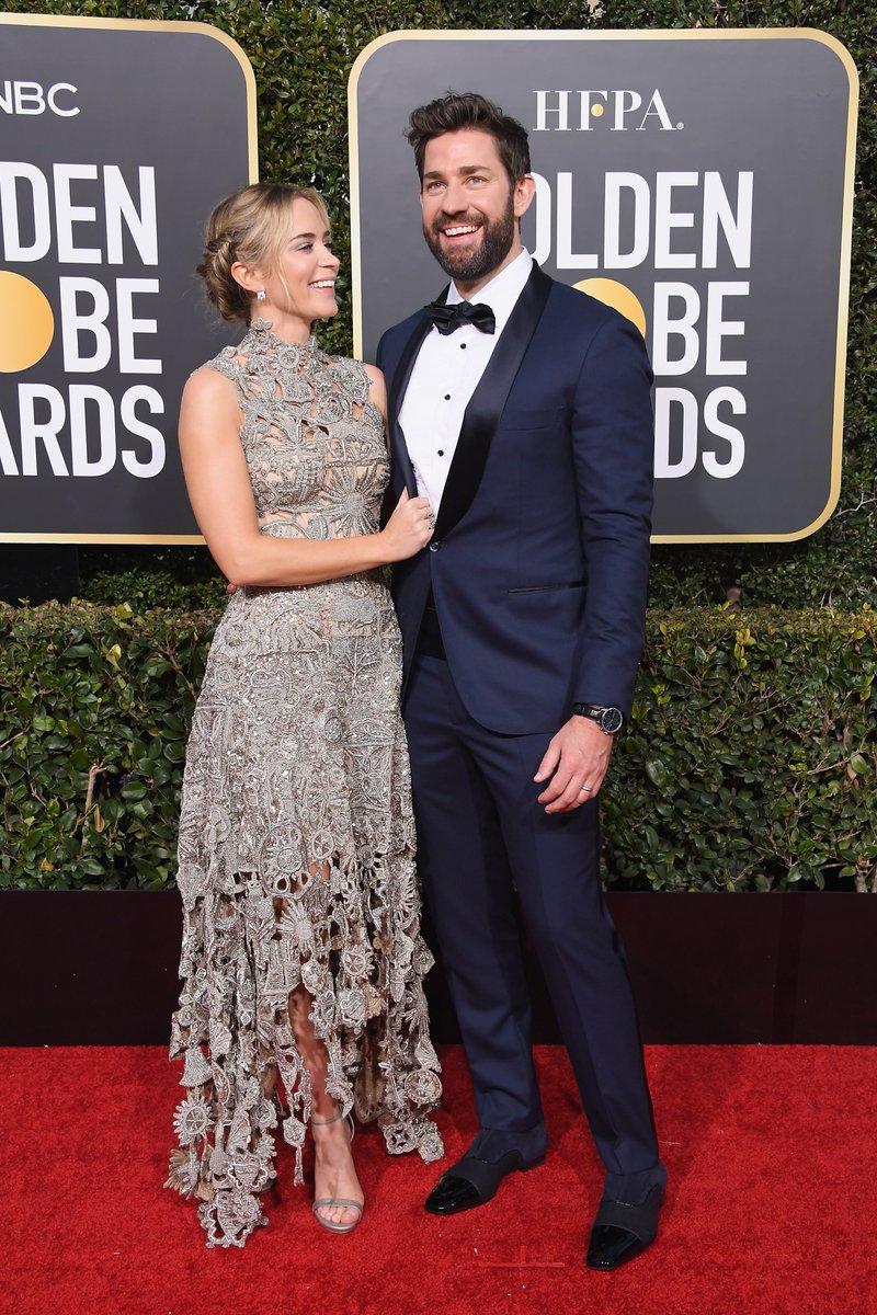 Emily Blunt - 2019 Golden Globes