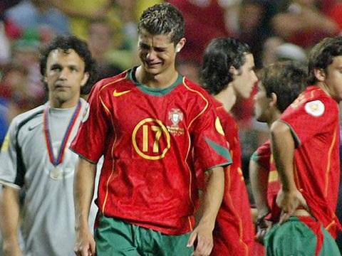 EURO 2004 là thành tích tốt nhất từ 2004 -2012 của Bồ Đào Nha