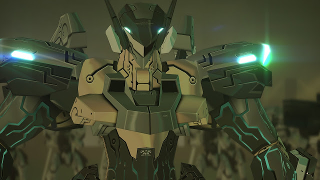ZONE OF THE ENDERS: The 2nd RUNNER — M∀RS
