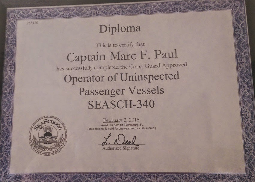 Captain Marc Paul