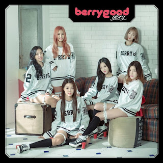 Mini Album Berry Good - Glory