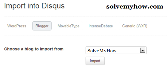 install disqus for blogger