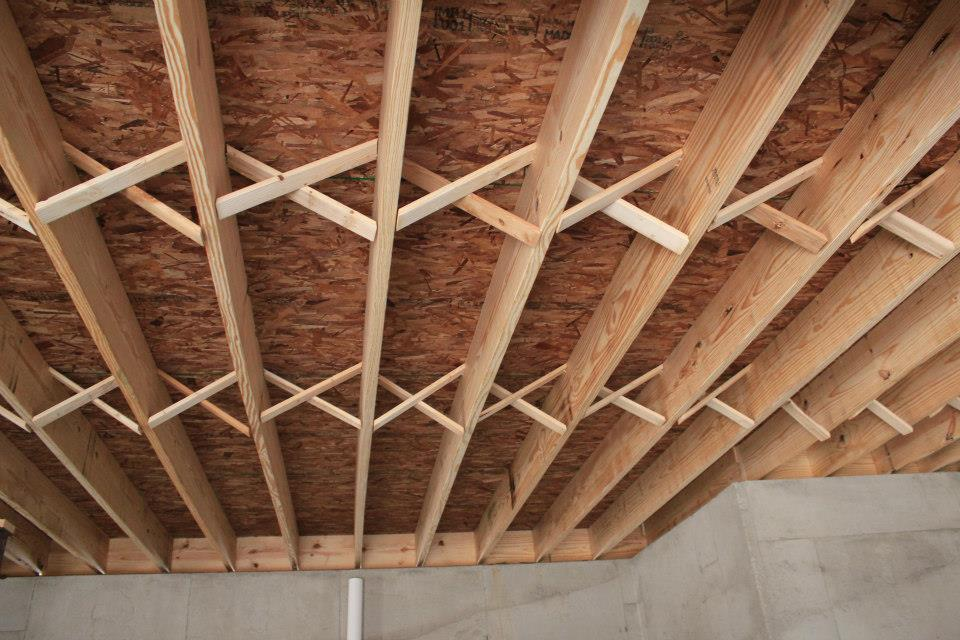 to engineer is human geometry of joist bridging