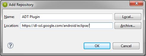 android sdk, android sdk kurulumu, eclipse kurulumu