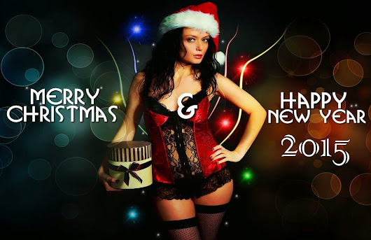 Merry Christmas and Happy New Year 2015 free live stats Happy New Year 2015