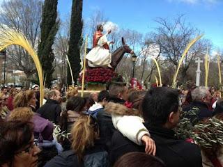 Semana Santa 2013 en Pinto