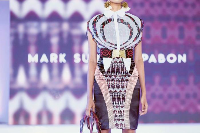 Winning design of Mark Suralta Pabon for Prêt-à-Porter for Women category.