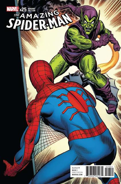 AMAZING SPIDER-MAN 25