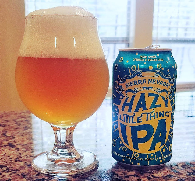 Sierra Nevada's Hazy Little IPA