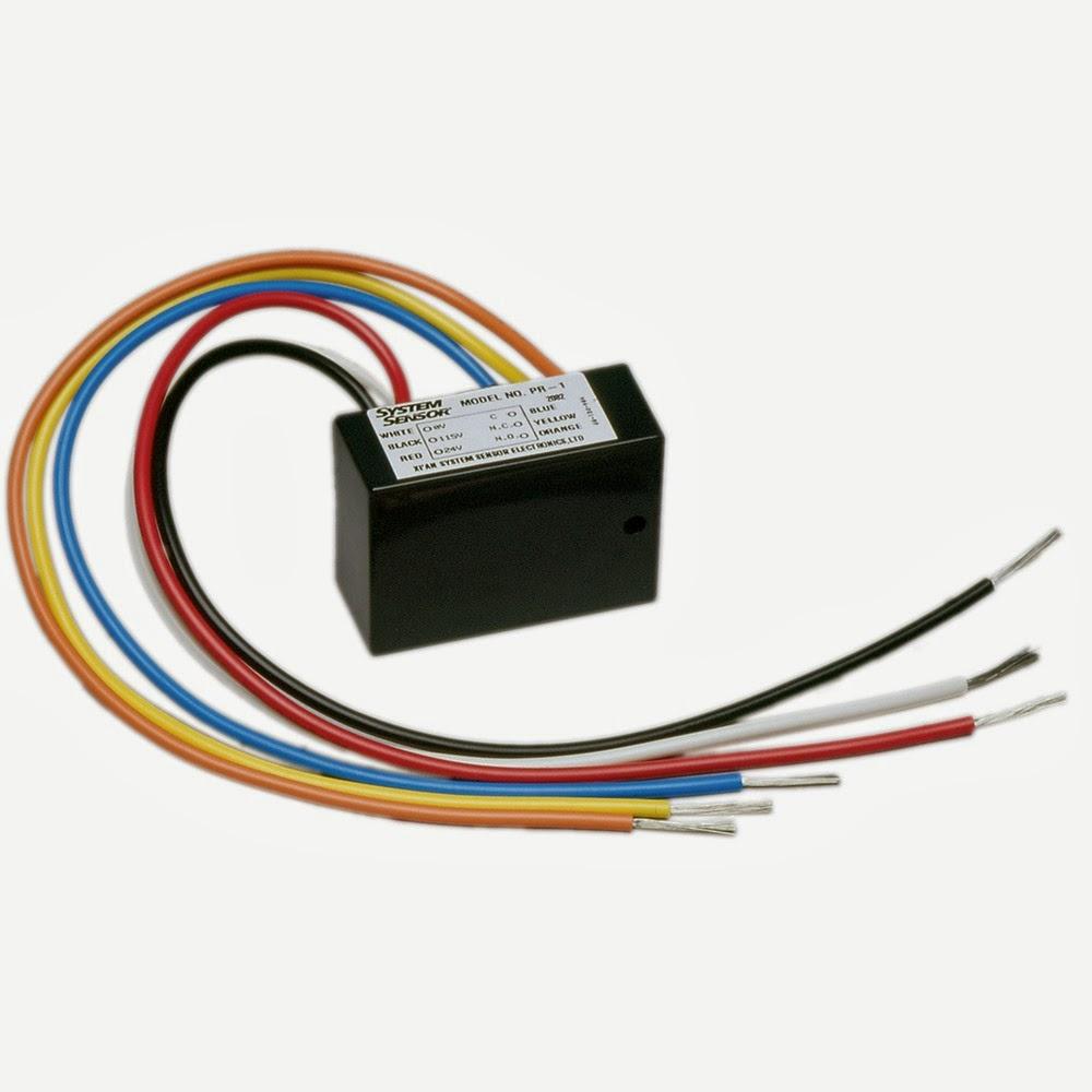 tamper switch wiring diagram